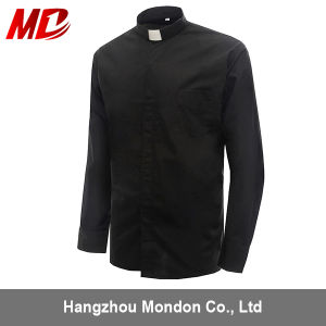 Long Sleeve Clergy Shirts for Men pictures & photos