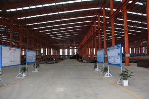 Xgz Steel Structure Building Prefabricated House/Steel Structure Workshop Villadom (XGZ-399) pictures & photos