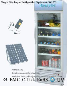 Sc-258L12/24V DC Solar Show Case pictures & photos