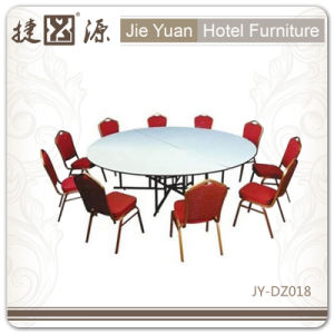 Durable Firm Used Folding Rectangular Banquet Table (JY-DZ018) pictures & photos