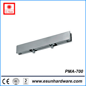 High Quality Aluminium Alloy Modern Swing Glass Door Fittings (PMA-700) pictures & photos