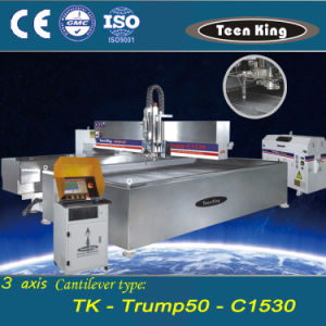 Teenking Water Jet Cutting Machine 5 Axis Waterjet