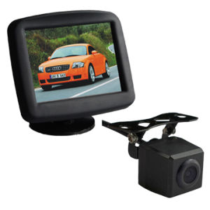 """3.5"""" Car Surveillance LCD Waterproof Monitor System pictures & photos"""