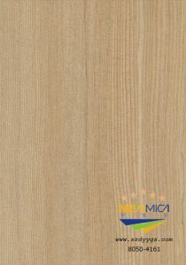 Wood Grain Suede High Pressure Laminate/HPL pictures & photos