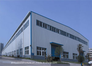 Pre-Engineered Steel Structure Workshop, Warehouse pictures & photos