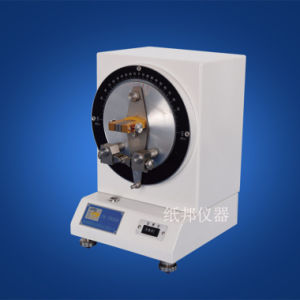 Economic Paper/Cardboard/Carton Stiffness Strength Tester