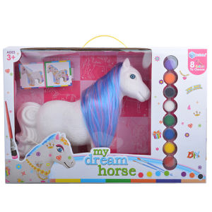 DIY Horse Children Drawing Toys (H9971001) pictures & photos