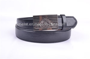 Hot-Selling Wholesales Classical Snap Buckle PU Belt for Man pictures & photos