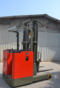 Curtis Controller Electric Forklift with Max. Lift Height 7200mm pictures & photos