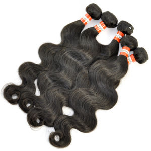 """Peruvian Virgin Hair Extensions Body Wave 12"""" Hair Extensions pictures & photos"""