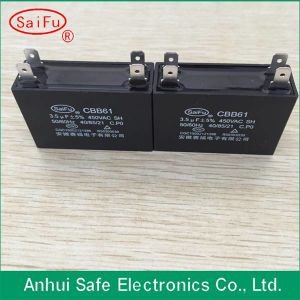 China Cbb61 Sk Wire 4700UF 350V Capacitor pictures & photos