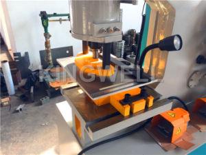 Q35y Hydraulic Ironworker Cutting Tool Machine, Hydraulic Angle Iron Shear (Q35Y-40) pictures & photos