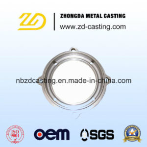 High Quality Railway Parts by Investment Casting pictures & photos