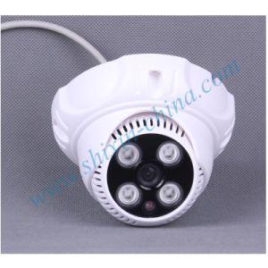 1/3 Sony Effio CMOS 1200tvl Fixed Lens Vandalproof Dome Camera, Indoor IR Dome CCTV Camera pictures & photos