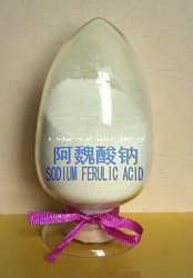 100 Natural 99% Sodium Ferulic Acid pictures & photos