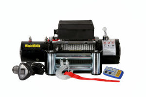 12V Winch 9000lb with CE pictures & photos