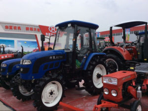 2016 Hot Sale New Design 70HP Farm Tractor Sold to Africa Australia pictures & photos