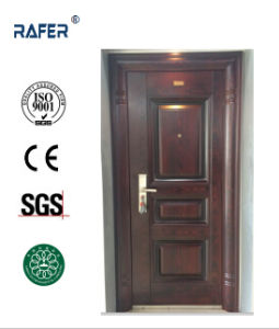 New Design and High Quality Steel Door (RA-S015) pictures & photos