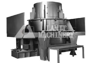 Vertical Shaft Sand Making Machine Applied in Large Area