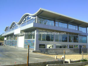 Light Standard Steel Structure Supermarket and Steel Workshop (2800SQM) pictures & photos