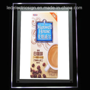 LED Light Box with Crystal Materials pictures & photos