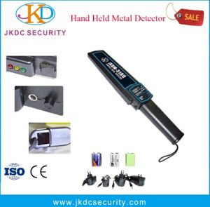 Clear Acoustic Alarm Body Scanner Useful Hand-Held Metal Detector for Security Access Control Checking System pictures & photos