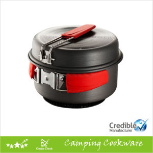 Efficient Camping Cookware Set with Energy-Gathered Loop pictures & photos