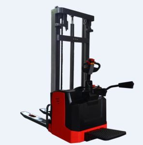 Mima Electric Pallet Stacker with EPS Styeering pictures & photos