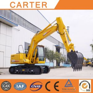 Hot Sales CT150 (15T) Multifunction Hydraulic Heavy Duty Crawler Backhoe Excavator pictures & photos