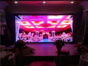 P3 Full Color Indoor LED Wall pictures & photos