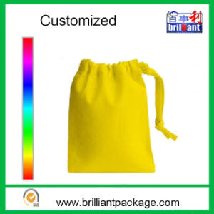 Customized Promotional Non Woven Drawstring Bag Gift Bag pictures & photos