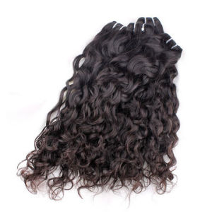 Virgin Peruvian Human Hair Natural Wave16inches pictures & photos