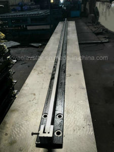 T Type Marazzi Elevator Lift Machined Guide Rail pictures & photos