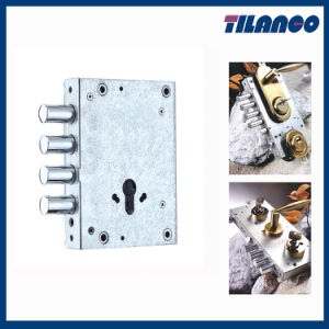 High Quality Security Door Lock with Panel (TLJ011)
