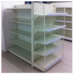 Metal Supermarket Shelf for Uruguay Store Retail Fixture 08122 Drugstore Shelf pictures & photos