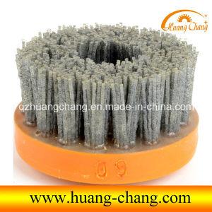 Hi-Q Circular Diamond Brushes for Granite and Concrete