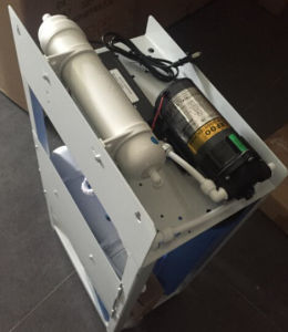 400GPD Commercial RO System with One Membrane (63L/H) pictures & photos