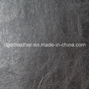 Good Colour Fastness Furniture Leather (QDL-50304) pictures & photos