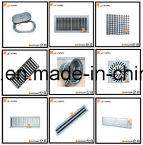 Aluminum Egg Crate Grille Air Grille pictures & photos
