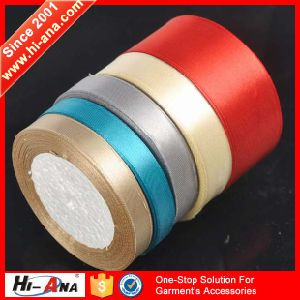 Familiar in OEM and ODM Various Colors Satin Ribbon 70mm pictures & photos