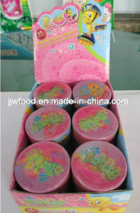 Jjw Double Flavors Bubble Roll Candy with 3D Cards pictures & photos