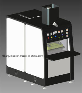 High Frequency Embossing Machine for PVC Cut for Seamless Shoe (Factory Price) pictures & photos