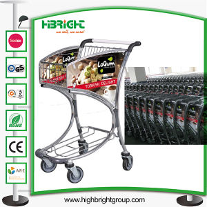 Duty Free Shop Shopping Trolley in Airport pictures & photos
