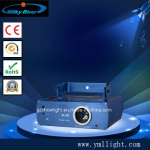 Popular Single Blue Laser Light/DJ Laser Lighting/Stage Equipment pictures & photos