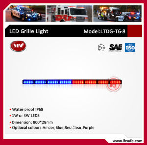 New Pattern LED Warning Light Bar (TBDT6-8) pictures & photos