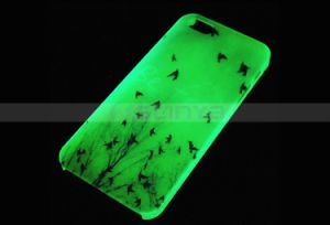 Cheap Promotional Gift 5.5inch 4.7inch PC Noctilucent Full Cover Case Luminous Case for iPhone 6s Plus pictures & photos
