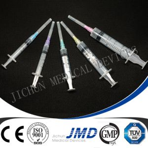 Luer Slip Disposable Syringe with Needle pictures & photos