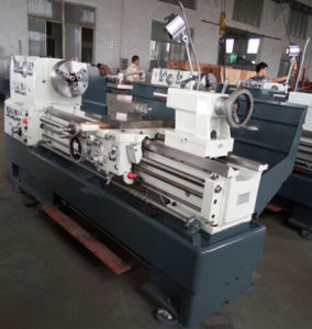 C6241 C6246 High Precision Bed Heavy Lathe Machine with Rigid Stand pictures & photos