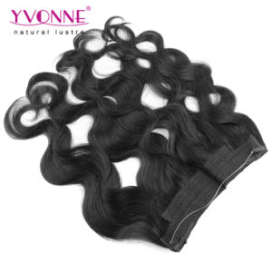 Remy Brazilian Hair Flip in Hair Extensions pictures & photos