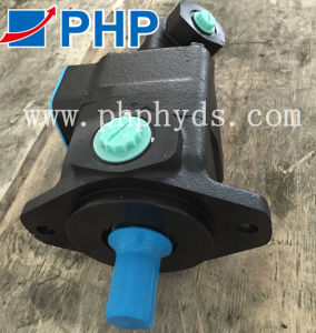 Vicker Shydraulic V2010 Duplicate Double Vane Pump High Pressure Vane Pump & Vane Motor pictures & photos